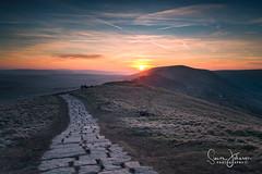 """ My Chosen Path "" (simonjohnsonphotography.uk) Tags: mamtor d850 nationaltrust nikon sunset peakdistrict leefilters photography derbyshire simonjohnsonphotography mamnick southyorkshire landscape nikonuk landscapephotography"