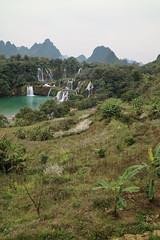Chongzuo shi, Guangxi, China Feb 2018-112 (David N. Berger) Tags: china davidnberger travel chongzuo daxian waterfalls transnational vietnam beautiful explore backpack trip water winter guangxi