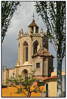 Campanar, Catedral de Santa Tecla, Tarragona (el Tarragonès)