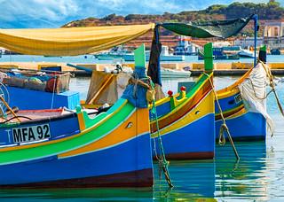 Malta's Luzzo Boats