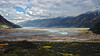 tasman valley 2a (Bilderschreiber) Tags: tasman valley neuseeland newzealand südinsel southisland tal urstromtal geology geologie berge mountains wolken clouds lakepukaki