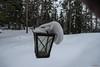 """""""Snö"""" lykta (MIKAEL82KARLSSON) Tags: lykta snow snö bokeh vinter winter cold kallt sverige sweden dalarna bergslagen grängesberg gränges sony rx100lll mikael82karlsson natur"""