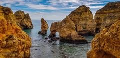 20180217_124210rl (José Manuel Fernández PiPo) Tags: lagoa faro portugal pt rocks arches