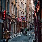 Rue du Major Martin et son célèbre