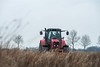 Ferguson (patricksnijder) Tags: tractor red redtractor field farm grass mower machine automotive engine farmland rural nikon nikonnl nikond700 nikon80200 sigma2470 ferguson masseyferguson