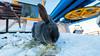 Feed the Bunny (Nicola Pezzoli) Tags: dolomiti dolomites unesco val gardena winter snow alto adige italy bolzano mountain nature december ski bunny rabbit feed monte seura pana cute animal