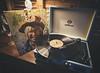 Bringing back memories... - Tenants Harbor Maine (Jonmikel & Kat-YSNP) Tags: maine tenantsharbor me stgeorge oldwoodsfarm farmhouse stgeorgepeninsula midcoastmaine johndenver record recordplayer album indoors