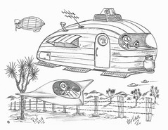 Mohave (rod1691) Tags: myart art sketchbook bw scifi grey concept custom car retro space hotrod drawing pencil h2 hb original story fantasy funny tale automotive illistration greyscale moonpies sketch sexy