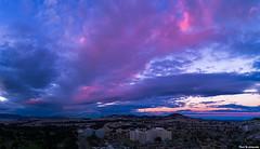 Sunset Sky Colors