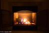 Silent Night's Warmth (RL_Cayabyab) Tags: fire fireplace glow evening night nopower powerless warmth