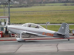 G-IDRS Vans RV8 Private (Aircaft @ Gloucestershire Airport By James) Tags: gloucestershire airport gidrs vans rv8 private egbj james lloyds