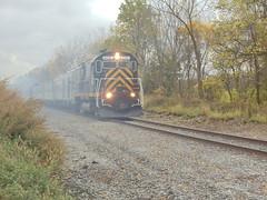 DSC01777 (mistersnoozer) Tags: lal shortline railroad rgvrm excursion train alco c425 locomotive