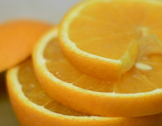 Oranges are one of the few fruits that will not over ripen if left on the tree...