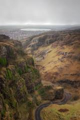 Cheddar Gorge (Rich Walker75) Tags: cheddar gorge somerset england greatbritain cloud clouds grey landscape landscapes landscapephotography landmark landmarks canon efs1585mmisusm eos100d eos