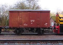 B783708, Restoration-100. [1821] (Jamerail) Tags: vanwide b783708 moretononlugg