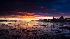 An absolutely stunning colourful sunset at Bosham 😍 (davidboorman91) Tags: amateurphotography sunsetphotography cloudscape colour westsussex southengland bosham landscapephotography sunsetcolours goldenhour nikond750 britain england unitedkingdom sunset