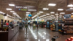 Guest Care & Money Services, across the front end (Retail Retell) Tags: kroger marketplace grocery store hernando ms desoto county retail v478 marketplacedécor