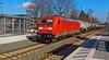 DB Cargo (Grenzland-Foto) Tags: bahnhof zug schilder