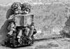 storybook teller (Swissrock-II) Tags: storybookteller bangkok thailand figuren figures geschichtenerzähler city romantic panasonic march 2018 andykobel blackwhite bw