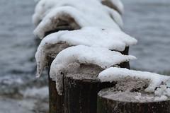 Baltic Winter (Sockenhummel) Tags: zingst buhnen ostsee strand beach balticsea winter eis ice frozen gefroren schnee eiskalt fuji xt10