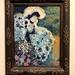 """""""Courtisane au Chapeau"""" - Pablo Picasso, 1901"""