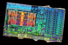 AMD@14nm@Zen(Zeppelin)@Raven_Ridge@Ryzen_3_2200G@YD2200C5M4MFB_AN_1750SUT_9HA7534X70147___Stack-DSC10486-DSC10550_-_ZS-retouched (FritzchensFritz) Tags: macro makro focus fokus stacking stackrail stackshot amd raven ridge ryzen 3 2200g quad 4 core ccx vega cpu 14nm chip die shot silicon ceramic keramik gpupackage package gpudie dieshots dieshot waferdie wafer wafershot vintage open cracked size gcn gen5 5th