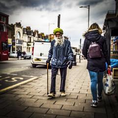 Sikh Gentleman, Goodmayes (London Less Travelled) Tags: uk unitedkingdom england britain london essex goodmayes ilford redbridge sikh street urban people