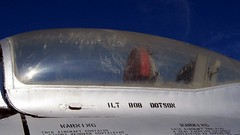 """North American F-86H Sabre 13 • <a style=""""font-size:0.8em;"""" href=""""http://www.flickr.com/photos/81723459@N04/26891203968/"""" target=""""_blank"""">View on Flickr</a>"""