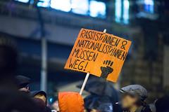 klslene998 (Felix Dressler) Tags: hamburg merkelmussweg kundgebung dammtor protest reichsbürger pegida