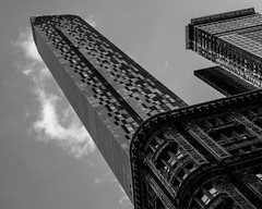 Old New York! (m_laRs_k) Tags: newyork nyc manhattan usa travel architecture omd olympus 7dwf 54 14150 纽约 ньюйо́рк architexture