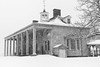 Snowstorm at the Mansion (Rob Shenk) Tags: mountvernon snow virginia snowing snowstorm noreaster fxva george washington history architecture