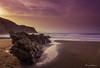 dragonstone (aingerubidaurreta) Tags: beautiful beach basquecountry gipuzkoa zumaia euskadi euskalherria paisaje paysbasque paradise playa plage ocean sea sky sunset summer hank you very much