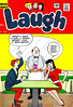 Laugh Comics 164 Front cover (zigwaffle) Tags: archie riverdale comicbook teen humor pop sodashoppe veronica date 1964