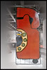 untitled chiat-day phone door 01 1994 pesce g (adam brussel 2017) (Klaas5) Tags: belgie belgium belgique bruxelles expositie tentoonstelling museum vormgeving exhibition ©picturebyklaasvermaas adammuseumbrussel contemporarydesign brusselsdesignmuseum plasticarium deur door