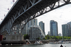 Vancouver, British Columbia (PDX Bailey) Tags: canada bc vancouver building architecture skyline river coast ocean city boat sail sailboat sky cloud skyscraper