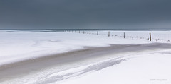 Snow and Ice! (karindebruin) Tags: goereeoverflakkee nederland slikkenvanflakkee thenetherlands zuidholland cold fence hek koud sneew snow winter