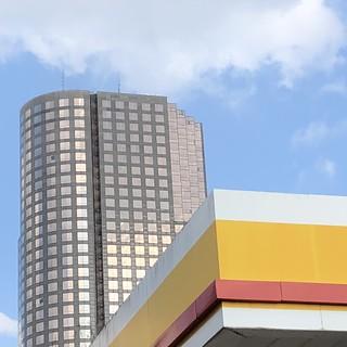 San Felipe Plaza and Shell