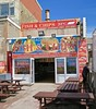 Traditional Fish & Chips, Blackpool, UK (Robby Virus) Tags: blackpool england uk unitedkingdom britain greatbritain traditional fish chips fast food restaurant burgers kebabs pizza takeaway southern fried chicken pies sausages hotdogs