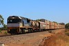 6PM9 LDP003 Gawler River road 12/3/2018 (Rhys McDonald) Tags: cheaphorn actraction edirail downer late gt46cace emd ldp003 sctlogistics gawlerriverroad 6pm9