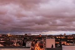Clouds on Toulouse (loganemalie) Tags: toulouse france europe occitanie clouds city cityscape landscape citylife pauselongue ville tolosa