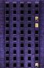 PKiN Windows (aleksandragórecka1) Tags: pałackulturyinauki windows wall purple poland warsaw night dark warszawa symmetric 80d