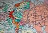 Globus DDR 1983 Räths politischer Erdglobus (3) (gynti_46) Tags: globus map karte