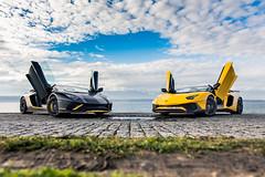 Lamborghini Aventador (Future Photography International) Tags: lamborghini aventador s roadster sv v12 v8 koenigsegg agera ml rs pagani huayra bc macchina volante geneva genève switzerland gims 2018 motor show