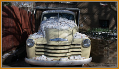 See the USA in your Chevrolet (James0806) Tags: washington dc usa chevrolets trucks snow