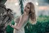 Portrait (Vagelis Pikoulas) Tags: portrait woman model girl beautiful greece green greek canon 6d tamron 70200mm vc bokeh