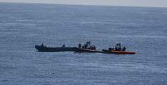 Cutter Diligence returns to Wilmington after successful drug-interdiction patrol (Coast Guard News) Tags: uscg d5 coastguard diligence cutter cutterdiligence patrol easternpacific interdiction drugs cocaine smuggler smuggling druginterdiction lawenforcement trafficking pacificocean