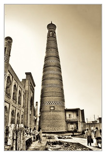 Chiwa UZ - Islom-Hoja Minaret 05