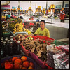 Woman at the Market 6657 (Ursula in Aus (Away Travelling)) Tags: asia bali market sanur sindhumarket instagram iphone iphone6 denpasar indonesia