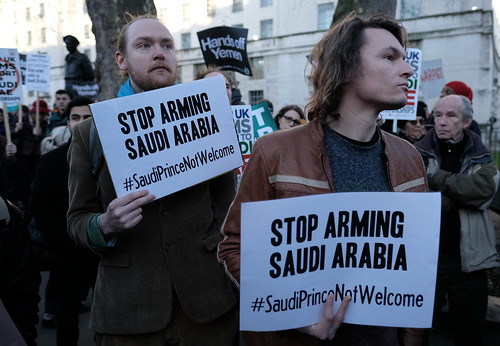 Saudi Arabia Protest, From FlickrPhotos