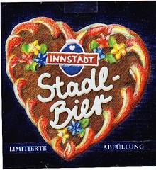 Germany - Innstadt Brauerei (Passau) (cigpack.at) Tags: innstadt brauerei passau germany deutschland stadlbier limited edition bier beer brewery label etikett bierflasche bieretikett flaschenetikett